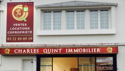 Charles Quint Immobilier Étaples (62630)