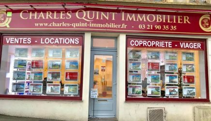 Charles Quint Immobilier Montreuil (62170)